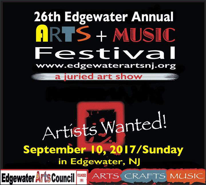 Edgewater art and music festival